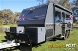 Red Centre 20' Tanami Off Road Caravan