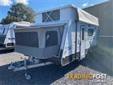 2016 Windsor Rapid Caravan Poptop