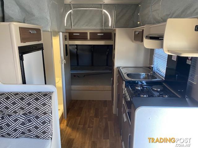 2016 Windsor Rapid Caravan Poptop