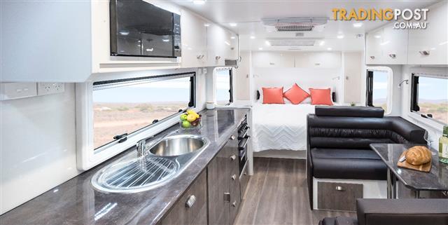Red Centre 20'8 Kimberley  Caravan