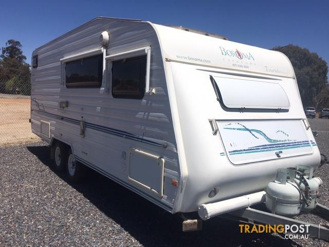 2003 Boroma Grand Tourer 21ft ON ROAD