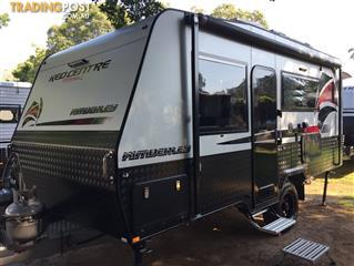 Red Centre Kimberley 18ft (Single Axle)