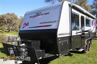 Red Centre 22'6 Family Off-Road Caravan Kimberly Plus