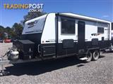 2015 OPTION RV TRACTION 22'