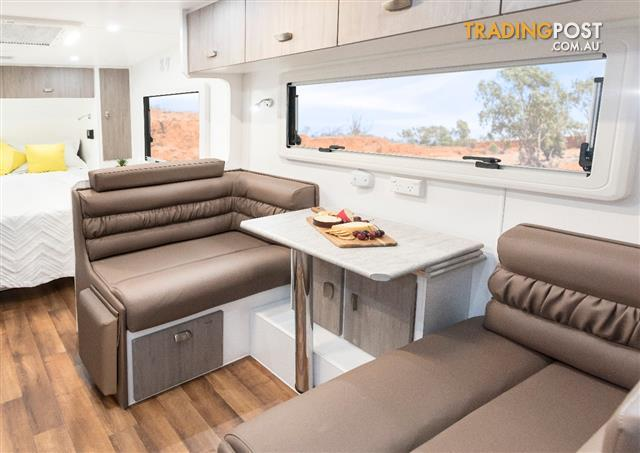 Red Centre Tanami 20' Off Road Caravan