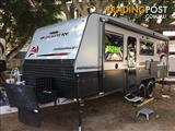 Red Centre 22'6 Family Off-Road Caravan