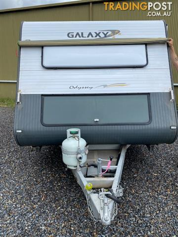 2010 Galaxy Odyssey 18ft 6in Second Hand Caravan