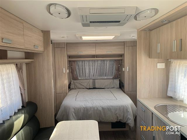 2017 Jayco Starcraft TL 19 ft 6 inch