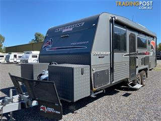 2019 Red  Centre Tanami Plus 22'6 Family Van