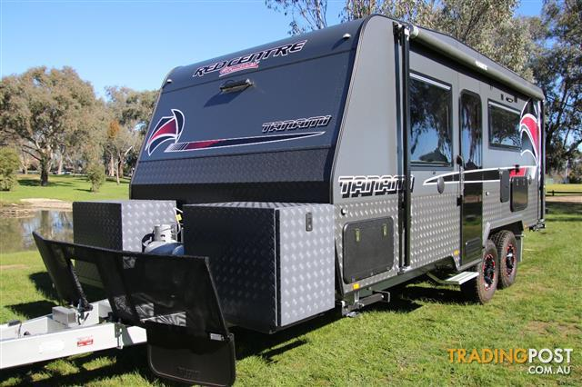 Red Centre 20' Tanami Off-Road Caravan