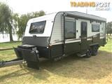 Masterpiece Performance 20ft Off Road Caravan