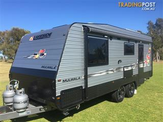 Lakeside Mulwala 20ft 6in Rear door Caravan with ensuite (ORO)