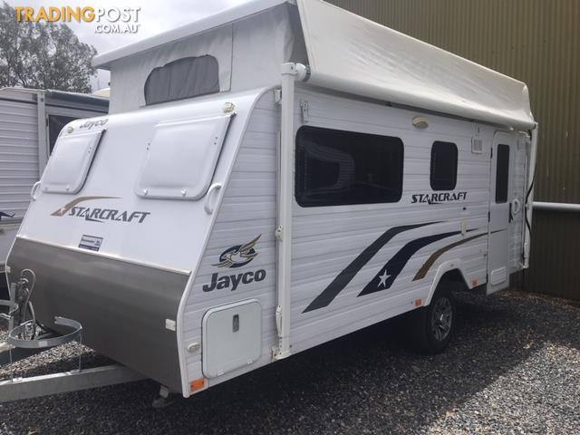 2014 Jayco Starcraft Poptop