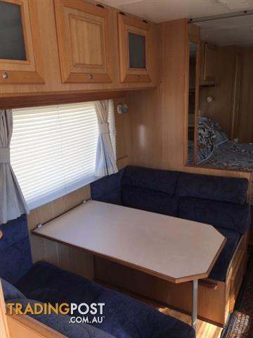 2007 Evernew Caravan 21'6 On Road