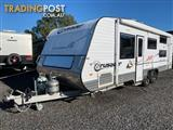 2014 Crusader Family Getabout 23'6 (6 berth)