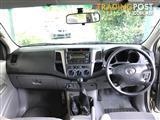 2006 TOYOTA HILUX SR5 (4x4) KUN26R DUAL CAB P/UP