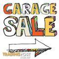 Garage Sale 30/9/17 7am-2pm Eleebana