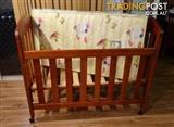 Baby Cot + mattress in good condition