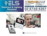 Details about Panasonic VL-SVN511AZ Wireless Video Intercom Kit