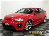 2008 Holden Special Vehicles Clubsport R8 E Series MY09 Sedan