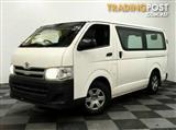 2010 Toyota Hiace LWB TRH201R MY10 Van
