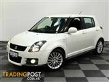 2008 Suzuki Swift Sport RS416 Hatchback