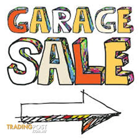 Huge Garage Sale! Come grab a bargain! Feb 25-26 (Saturday & Sunday)