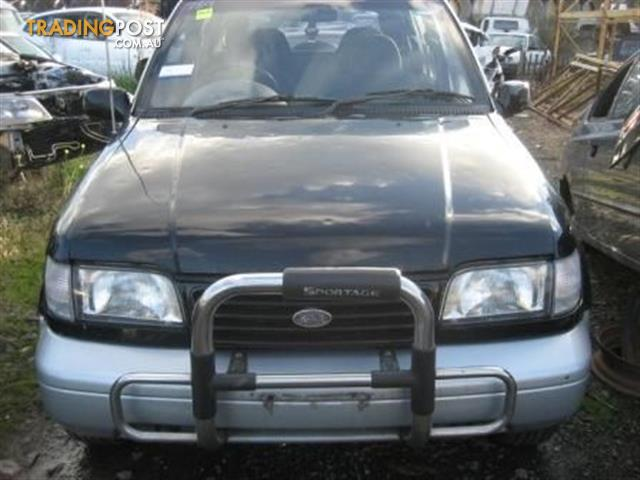 KIA SPORTAGE 1997 Wrecking Complete Car - ALL PARTS