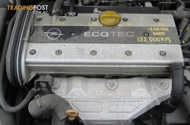 HOLDEN ASTRA TR (97) 1.8LT TWIN CAM ENGINE