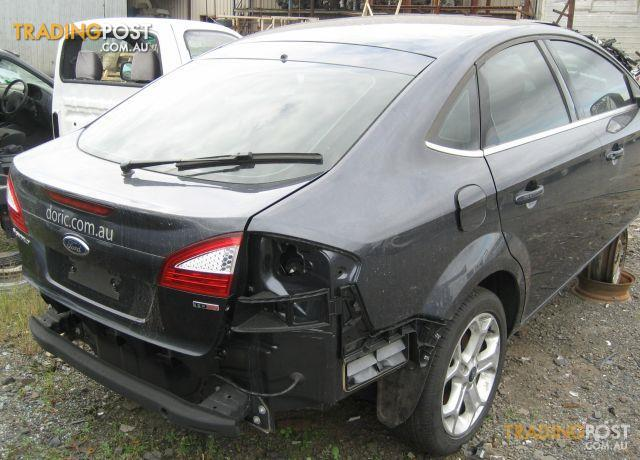 Ford Mondeo 2009 Tubo Diesel For Distmantling