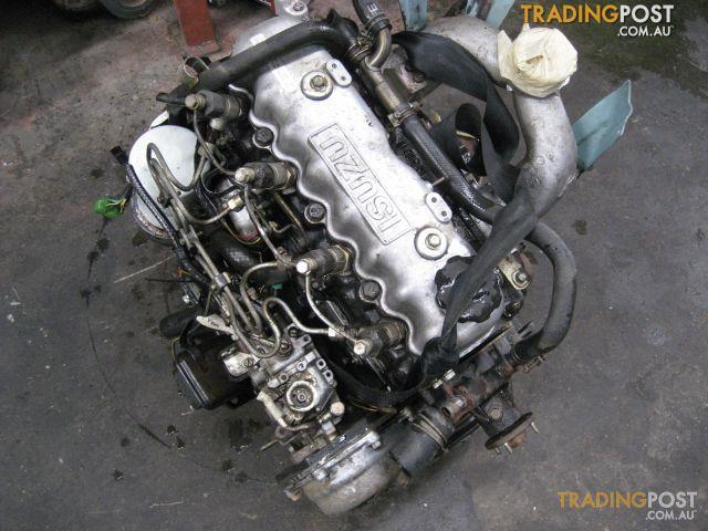 RODEO KB 84 MODEL DIESEL ENGINE
