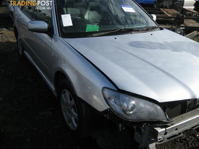 SUBARU IMPREZA 2007 HATCH FOR PARTS (COMPLETE CAR)