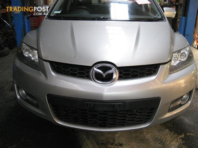 MAZDA CX-7 2009 TURBO FOR PARTS ( 3 COMPLETE CARS) CALL US