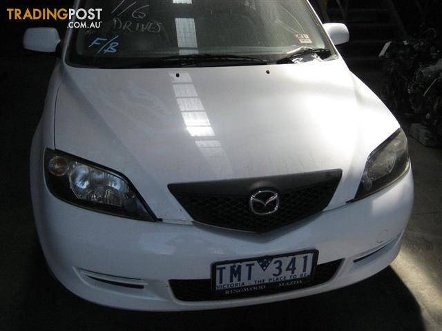 MAZDA 2 2006 DY FOR WRECKING AND PARTS
