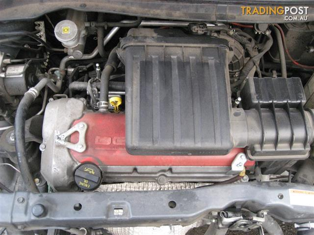 SUZUKI SWIFT SPORTS 2008 1.6LT ENGINE