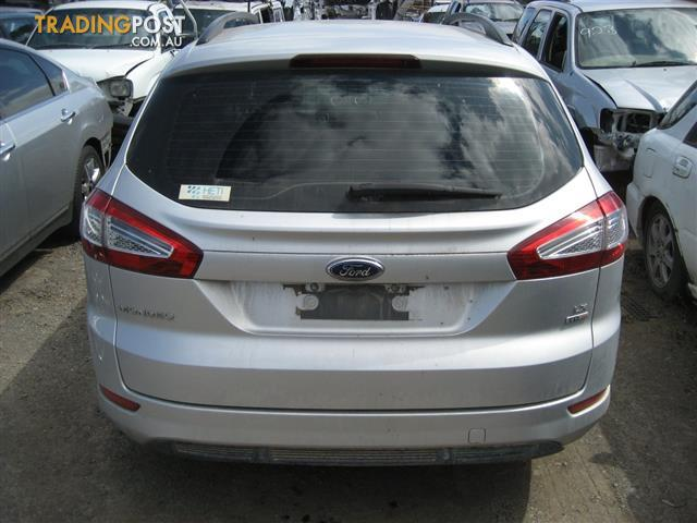 FORD MONDEO 2012 S/WAGON FOR WRECKING & PARTS