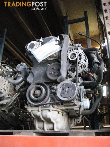 FORD FIESTA 2009 ENGINE  (NON ZETEC)