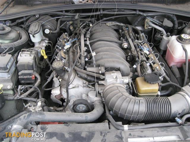 COMMODORE 2000 TO 2005 5.7LT GEN 3 ENGINE