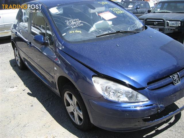 PEUGEOT 307 2003 5 DOOR HATCH FOR PARTS