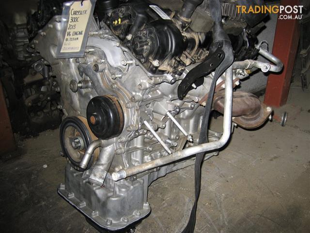 CHRYSLER 300C 2013 V6 ENGINE (81,000KM) CALL FOR PRICE