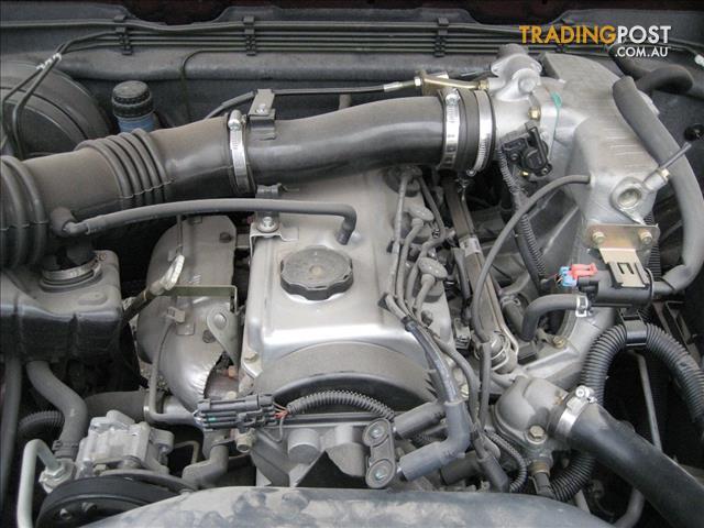 GREATWALL 2010 ENGINE (4 CYLINDER) 2.4LT