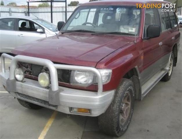 MITSUBISHI PAJERO NL 1999 Complete Car Wrecking