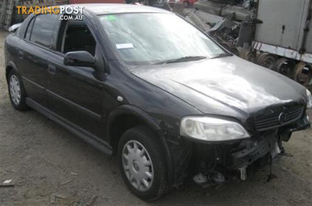 HOLDEN ASTRA TS 2004 Complete Car Wrecking - ALL PARTS