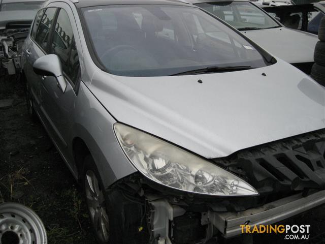PEUGEOT 308 2010 S/WAGON FOR PARTS & WRECKING MANY PARTS