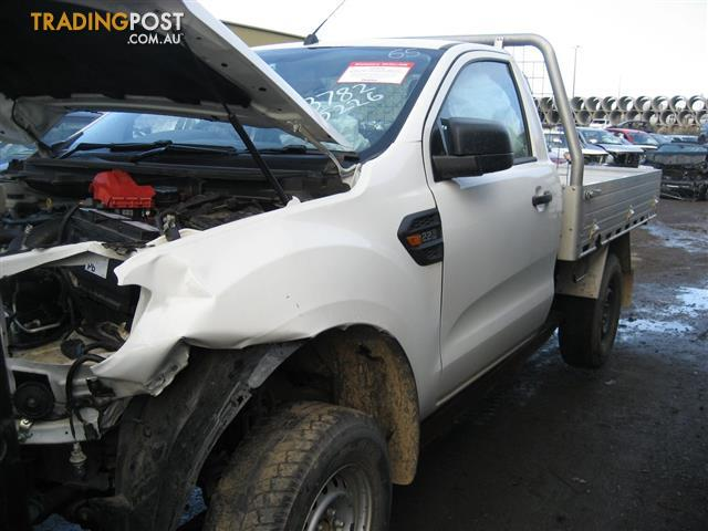 FORD RANGER 2016 FOR WRECKING (MANY PARTS CALL US)