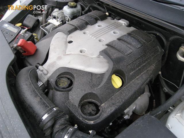HOLDEN CREWMAN 2007  V6 10HBL ENGINE