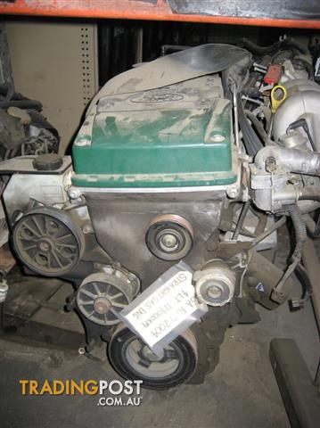 FORD BA 2005 4LT DEDICATED GAS ENGINE