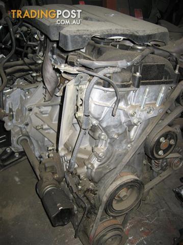 MAZDA 3 BL 2010 2LT ENGINE (LOW KMS)