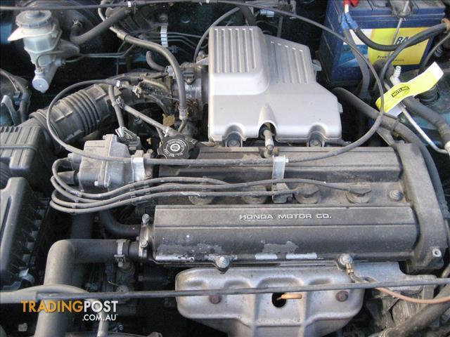 HONDA CRV 2000 ENGINE 2LT B20B