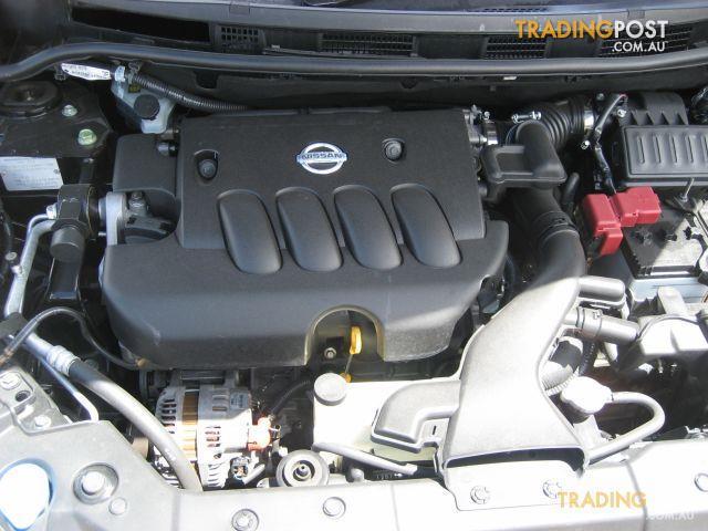 NISSAN TIDA 2010 ENGINE MR18 (DE)